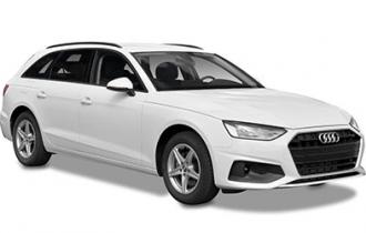 Beispielfoto: Audi A4