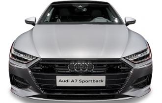 Beispielfoto: Audi A7