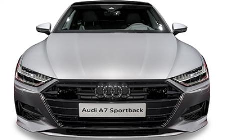 Beispielfoto: Audi S7