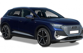 Beispielfoto: Audi Q4