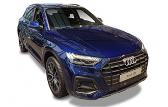 Beispielfoto: Audi Q5