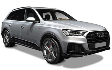 Beispielfoto: Audi SQ7