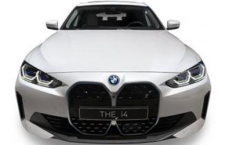 Beispielfoto: BMW i4