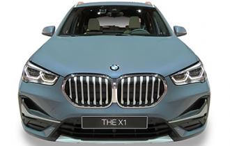 Beispielfoto: BMW X1
