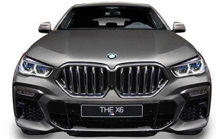 Beispielfoto: BMW X6
