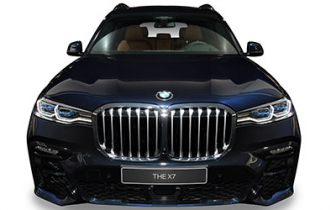 Beispielfoto: BMW X7