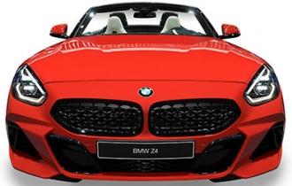 Beispielfoto: BMW Z4