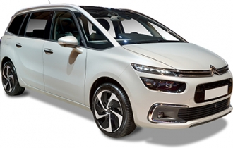 Beispielfoto: Citroen Grand C4 Spacetourer