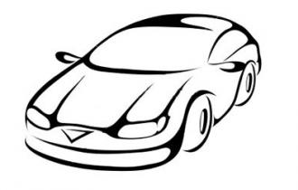 Beispielfoto: Fiat 500