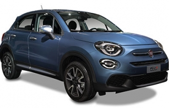 Beispielfoto: Fiat 500X