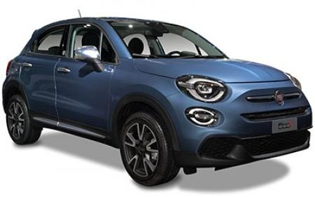Beispielfoto: Fiat 500 X Hey Google