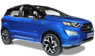 Ford EcoSport 1,0 EcoBoost 74kW Trend