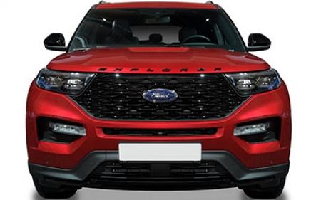 Beispielfoto: Ford Explorer