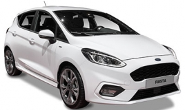 Ford Fiesta 1,5 TDCi Active X