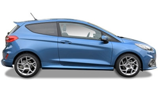 Ford Fiesta 1,5 EcoBoost ST mit Styling-Paket