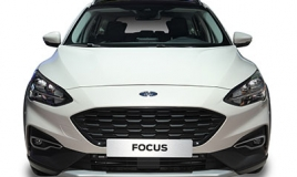 Ford Focus 2,0 EcoBlue ST Styling-Paket Turnier