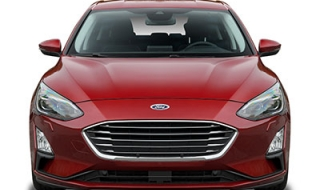 Ford Focus 2,3 EcoBoost ST Styling-Paket Auto