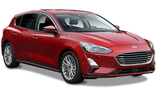Ford Focus 2,3 EcoBoost ST Styling-Paket