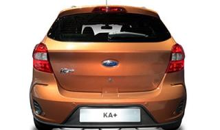 Ford KA+ 1,2l 63kW Black