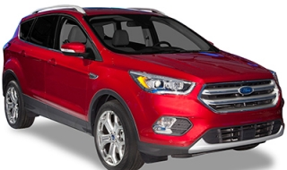Ford Kuga 1,5 EcoBoost 4x2 110kW Black & Silver