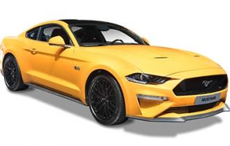 Beispielfoto: Ford Mustang