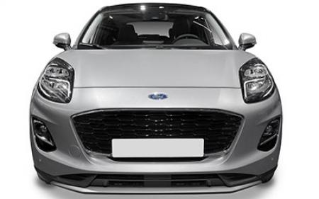 Beispielfoto: Ford Puma