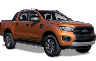 Beispielfoto: Ford Ranger