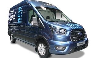 Ford Transit 310L2H2 2,0TDCi 96kW HEV Front Basis M1