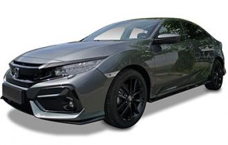 Beispielfoto: Honda Civic