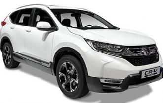 Beispielfoto: Honda CR-V