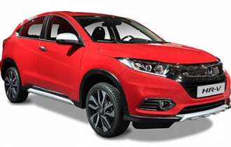 Beispielfoto: Honda HR-V