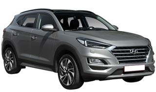 Hyundai Tucson 1.6 T-GDI Trend 4WD