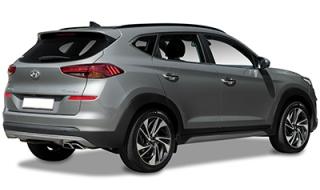Hyundai Tucson 1.6 T-GDI Trend 2WD