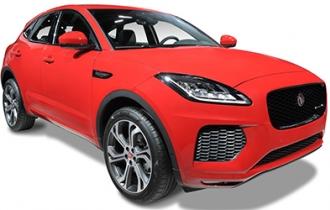 Beispielfoto: Jaguar E-PACE