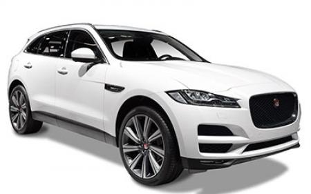 Beispielfoto: Jaguar F-Pace