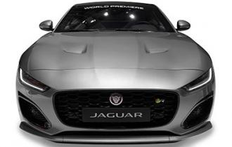Beispielfoto: Jaguar F-Type