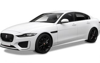 Beispielfoto: Jaguar XE