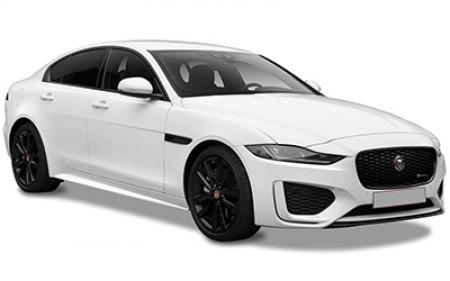 Beispielfoto: Jaguar XE SE