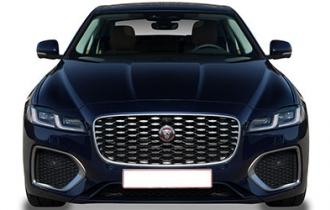 Beispielfoto: Jaguar XF