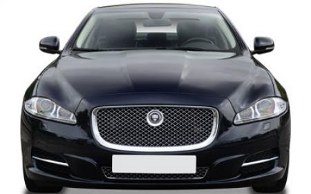 Beispielfoto: Jaguar XJ