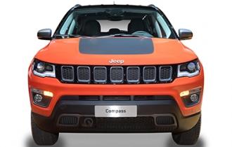 Beispielfoto: Jeep Compass