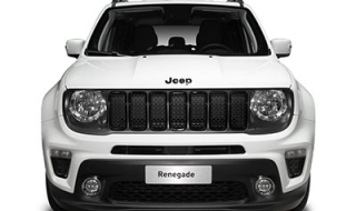 Jeep Renegade 1.6l MultiJet Longitude Front