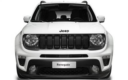 Beispielfoto: Jeep Renegade S