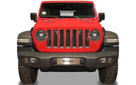 Beispielfoto: Jeep Wrangler