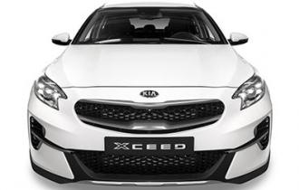 Beispielfoto: Kia XCeed