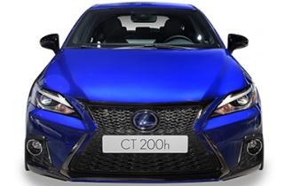 Beispielfoto: Lexus CT