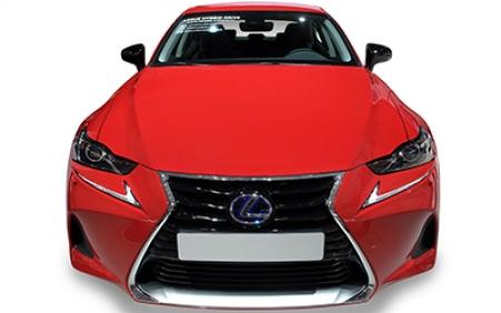 Beispielfoto: Lexus IS