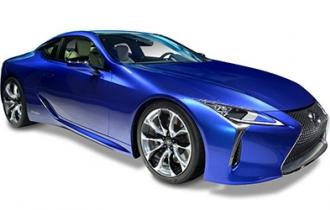 Beispielfoto: Lexus LC