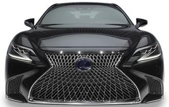 Beispielfoto: Lexus LS