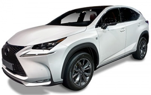 Lexus NX Neuwagen online kaufen
